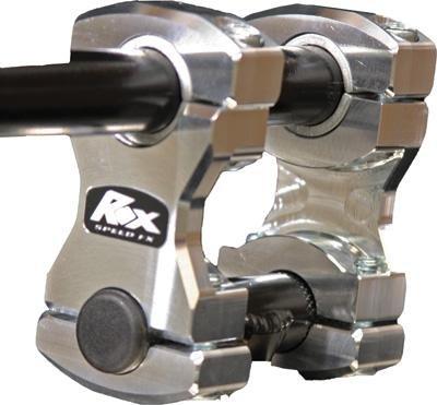 Rox Speed FX Elite Series Dual Pivot Handlebar Risers - 25in Rise 1R-BR25SE