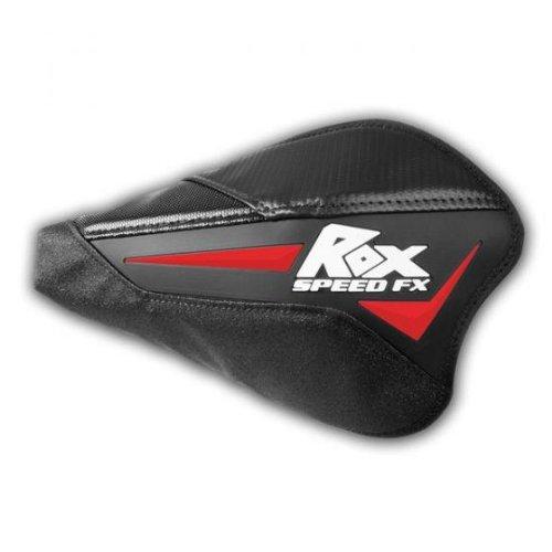 Rox Speed FX Flex Tec Handguards - Red FT-HG-R