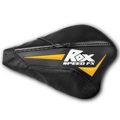 Rox Speed FX Flex Tec Handguards - Yellow FT-HG-Y