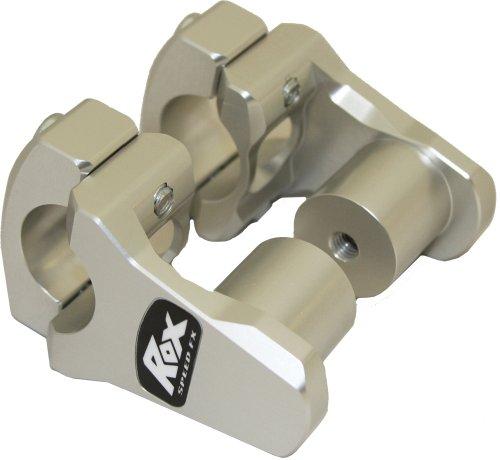Rox Speed FX Rox 1 34in Pivoting Handlebar Riser for 1 18in Handlebars 3R-P2PPL