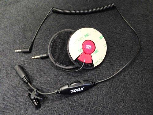 TORK Xpro Motorcycle Motorbike Helmet Speakers Stereo Volume 35 mm Audio