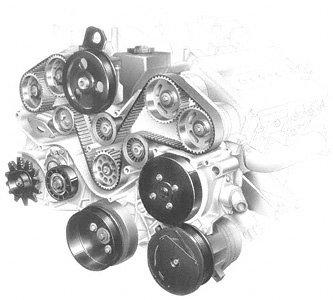 Dayco 84063 Timing Belt Comp Kit
