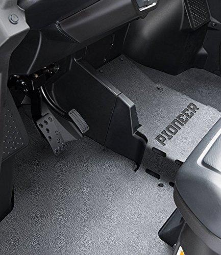 Honda 0SP63-HL4-101 Rubber Floor Mat
