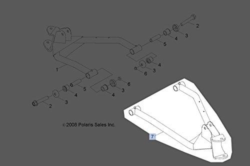 Polaris 2009-2018 RZR 170 Frt Weld-control Arm 0454271-067 New OEM