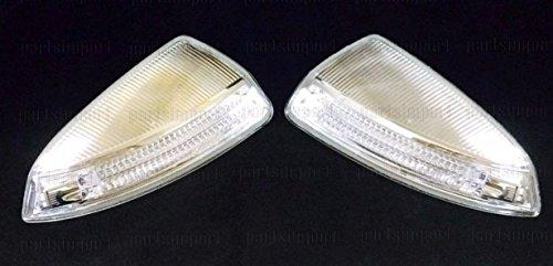 Mercedes W204 C250 C300 C350 C63 Right  Left Door Mirror Turn Signal Lights OEM
