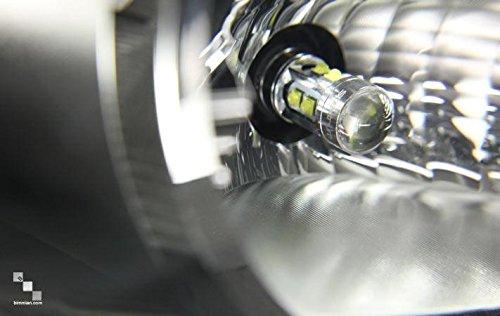 Bimmian WTS46NFWY WeissLicht LED Turn Signal Bulbs For BMW For E4644 Front Turn Signal Bulbs - White Illumination