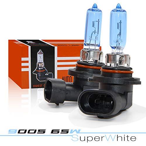 HB3 9005 Halogen Headlight Bulb - NSLUMO 6500K Super Xenon White 65W Car Styling Light Source Headlight Replacemnt 9005 12V 65W