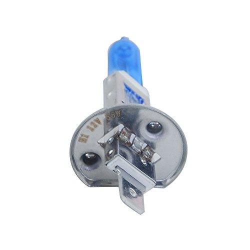 Jambo 55W 9005 9006 H1 H3 H4 H7 H11 bright white ultra Upgrade Halogen H1 Headlight Bulbs