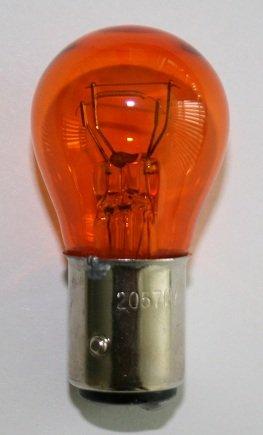 2057NA Natural Amber Bulb Auto Bulb Automotive Bulb - Box of 10