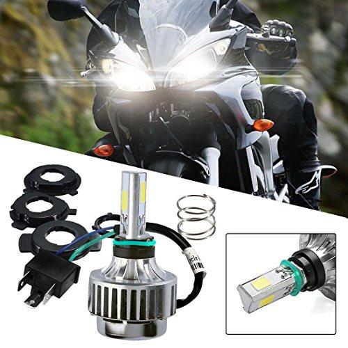 1pcs H4 Super Bright 6000k 3000lm 32w Dc12v Led Lamp DRL Fog Light LED Motorcycle Headlight Bulb for KTM Honda