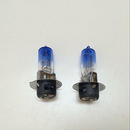 H4 Headlight Xenon Bulb 2 Pieces 35W 12V Motorcycle Headlight Bulb ATV Lamp H4 Base for Kawasaki for Honda for Suzuki