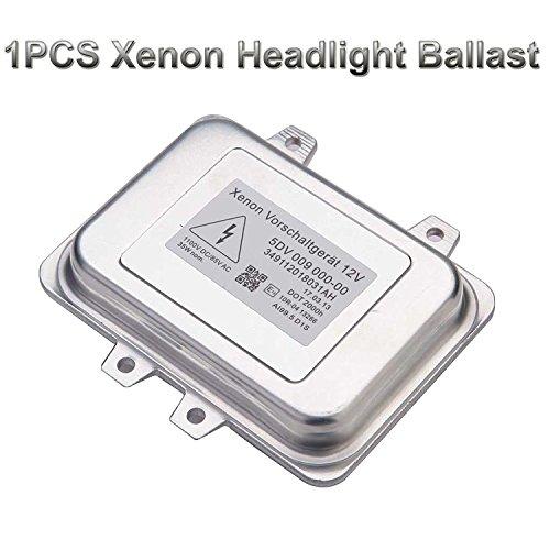 New Xenon HID Headlight Ballast Control Unit Module For 07-13 Cadillac Escalade D1S