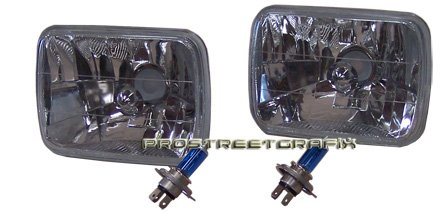 84 85 86 87 88 PONTIAC FIERO XENON EURO HEADLIGHT CONVERSION KIT