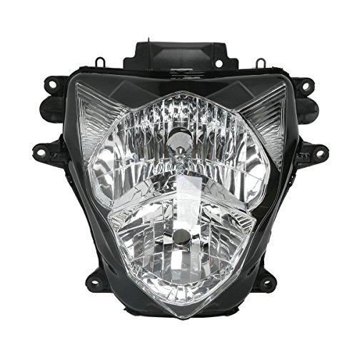 Front Headlight Head Light Lamp For Suzuki GSXR 600 GSX-R 750 2011 2012 2013 New