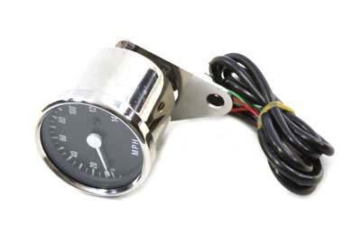 V-Twin 39-0575 Mini 60Mm Electronic Speedometer