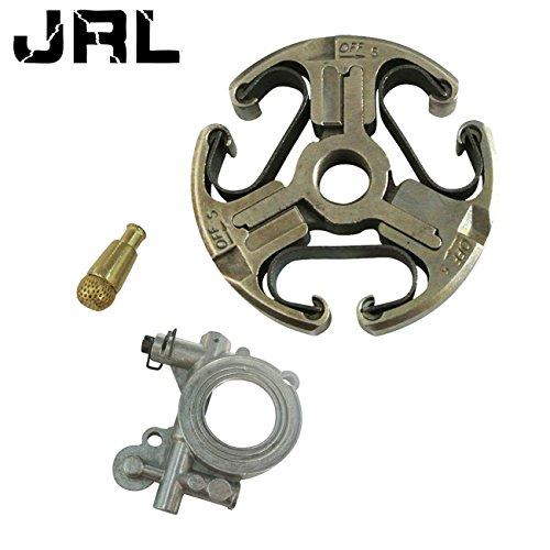 JRL Clutch Oil Pump Oil Filter For HUSQVARNA 362 365 372XP Chainsaw Partment