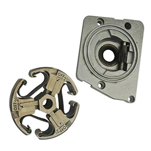 JRL Oil Pump Oiler Clutch Kit For HUSQVARNA 61 66 266 268 266XP 272 Chainsaws