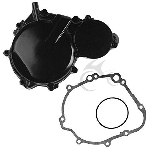 TCMT Left Motorcycle Engine Stator Cover For Suzuki GSXR600 GSX-R 750 GSXR 600 2006 2007 2008 2009 2010 2011 2012