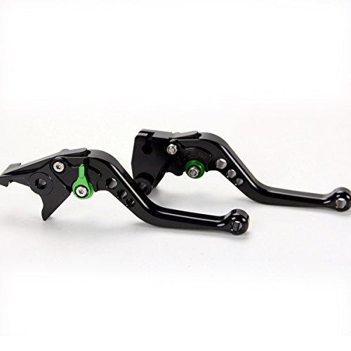 Short Brake Clutch Levers for Kawasaki VERSYS 1000 2015-2017 VULCANS 650cc 2015-2017 VERSYS 650cc 2015-2017 Z900Z6502017 NINJA 650RER-6F 2017