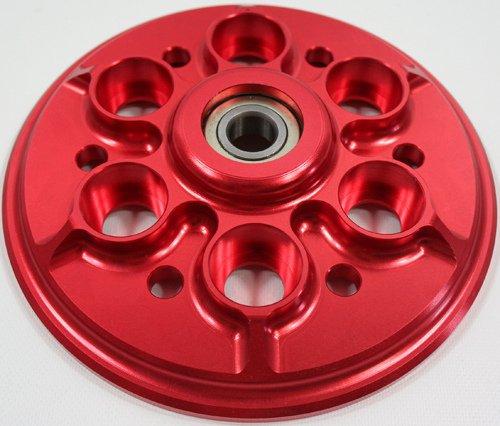 Ducati Red Engine Clutch Pressure Plate 1098 996 999