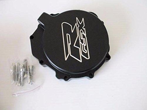 Black Aluminum Engine Stator Cover Suzuki Gsxr Gsx-R 600 750 2004-2005