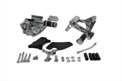 V-Twin 22-0790 Billet Forward Control Kit