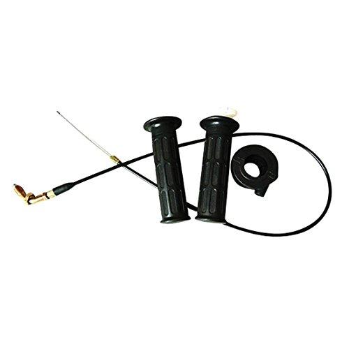 JRL 50cc 90cc 110cc 125cc 140cc Pit Dirt Bike Cable Throttle Accelerator Grip Twist