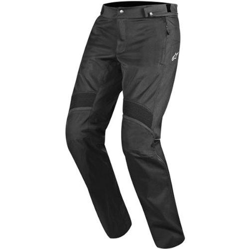 Alpinestars Oxygen Air Textile Riding Overpants  Distinct Name Black Primary Color Black Size 3XL Gender MensUnisex Apparel Material Textile 3322512-10-3XL