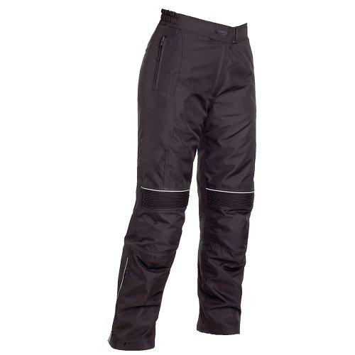 Bilt Women's Tempest Waterproof Textile Pants - Md, Black