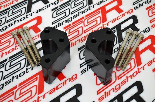 08-16 Kawasaki Concours 14 ABS 1400  GTR1400 Handlebar 2 Inch 52MM Risers