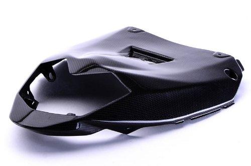 Bestem CBKA-10R08-TCW Black Carbon Fiber Tail Cowl Fairing for Kawasaki ZX10R 2008 – 2010