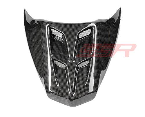 Ducati Monster 696 659 795 796 1100 1100S 1100EVO Carbon Fiber Rear Seat Solo Mono Tail Cowl Cover Fairing