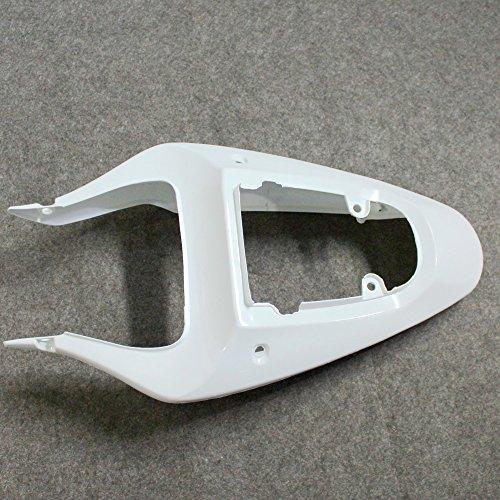ZXMOTO Unpainted Seat Tail Cowl Rear Fairing for Suzuki GSXR 750  600 2001 - 2003