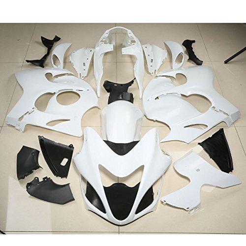 XMT-MOTO Unpainted Fairing Bodywork Kit For SUZUKI HAYABUSA GSXR1300 2008-2017