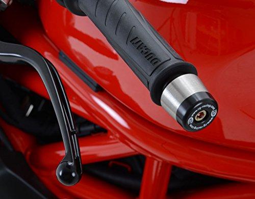 R&G Bar End Sliders for Ducati Monster 1200R 16-17