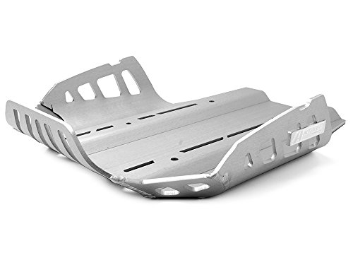 AltRider RR08-1-1200 Skid Plate Kit for the BMW R 1200 R 2006-2014 - Silver