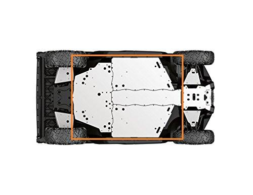 CAN AM DEFENDER Underbelly Skid Plate Kit OEM 715002446