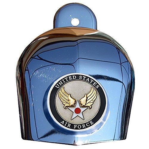 MotorDog69 Air Force Hap Arnold Harley Horn Cover Coin Mount Set……