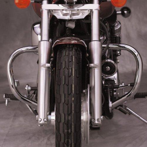 National Cycle P4008 Paladin Chromed Steel Highway Bars for 2001-2007 Honda VT7