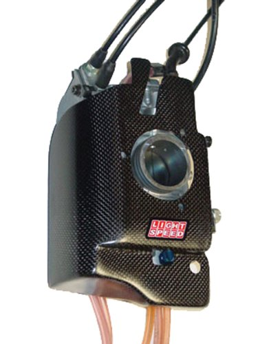 LightSpeed Carbon Fiber Carburetor Heat Shield 491-00460