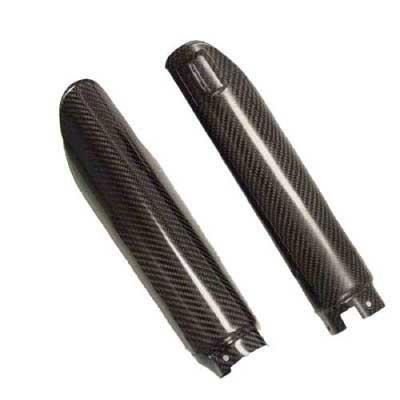 LightSpeed Carbon Fiber Fork Guard Set 141-07063