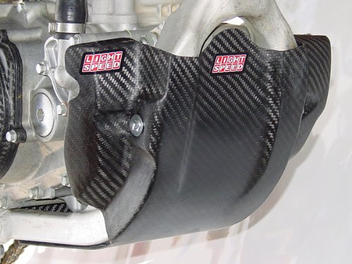 LightSpeed Carbon Fiber Glide Plate with Case Guard 331-00510
