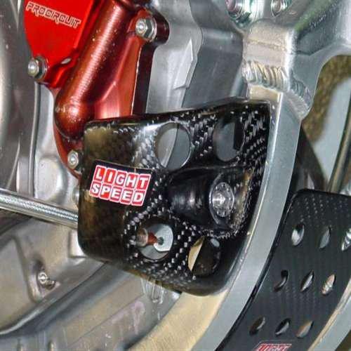 LightSpeed Carbon Fiber Left Case Guard 022-03340