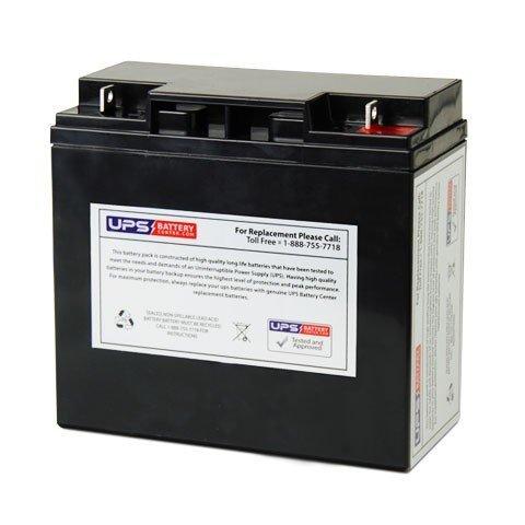 12V 18Ah Nut Bolt SLA Replacement Battery for BMW K1200 R1200 K1300 K1600 Motorcycles