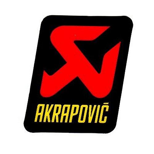 Akrapovic P-HST6AL - Exhaust Sticker