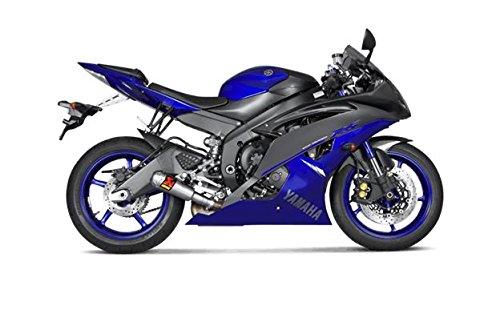 Akrapovic Yamaha YZF-R6 2006-2015 Slip-On Line Exhaust