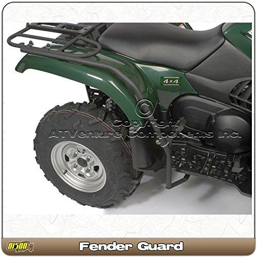 2005-2008 Suzuki King Quad 700 Quad ATV Fender Guard Foot Rest Hunter Trail Series By Bison 166-466