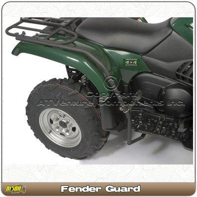 2014-17 Honda Foreman TRX 500 Quad ATV Fender Guard Foot Rest By Bison 166-424