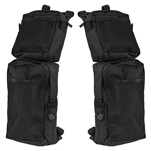 Rage Powersports 62107 ATV FenderTank Saddle Bag