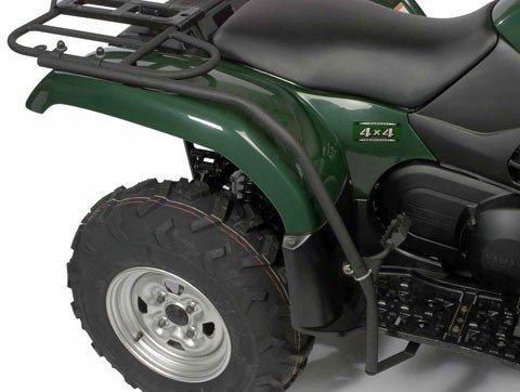 Suzuki King Quad 450  500  700  750 ATV Fender Guard Foot Rest by Bison 166-466W